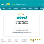 Optus BYO Plan $35/Month for 6 Months 10GB Unlimited National & Intl Calls and Texts