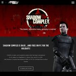 [PC] Shadow Complex Remastered - Free @ Epic Games