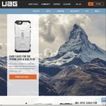 Urban Armor Gear: Buy 1, Get 1 50% off Phone Cases & Screen Protectors