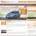 Flexicar $20 Driving Credit + Free 1st Yr Membership (Melbourne)