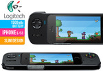 Logitech iPhone 5/5S Powershell Controller $9.97 + Postage for Club Catch Members Only @COTD