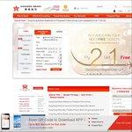 Hong Kong Airlines: Gold Coast Return Hong Kong $1801, Shanghai $1973, Beijing $2082 for Business Cabin