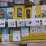 Optus ZTE Fit Smart 4G $20 at Target Carlingford (NSW)