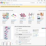 DIY Removable Wall Stickers  + Free Shipping From Melbourne @ Zofroo eBay
