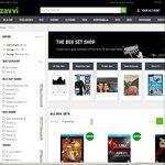 Buy 2 and Save 10% on Already Heavily Discounted Box Sets @ Zavvi