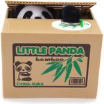 Panda Stealing Coins Piggy Bank $8.99 US, KM8 P Amlogic S912 Android 6.0 4K TV Box $38.99 US @ GeekBuying