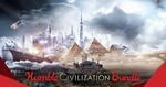 Humble Civilization Bundle - US $1 Minimum - Civ 3&4, BTA - Civ 5 + DLC, US $15+ - beyond Earth + DLC