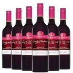 $28 for 6 Bottles of Lindemans Early Harvest Sweet Red Wine 2016 Delivered ($4.66 Per Bottle) @ GraysOnline eBay