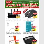 TP-Link VR2600 AC2600 VDSL\ADSL2+ Wireless Modem Router $269 @ MSY Technology