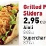 KFC - $2.95 Sliders