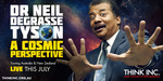 Neil Degrasse Tyson up to 50% Off (VIC/WA/QLD) @ SmartTix