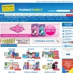 Free Shipping Orders > $20 + Free Samples with Your Order @ Pharmacy Direct