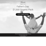 Win an Organic Bedding/Basics/Activewear Prize Pack Worth $1,000 from Bhumi Organic Cotton