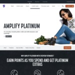 Up to 60,000 Bonus Qantas Points by Applying New Amplify Platinum Card with $99 Annual Fee @ Bank of Melbourne