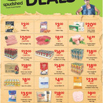Spudshed WA - $3 for 10kg Potatoes, $18 for 24 Can Heinz Baked Beans and More
