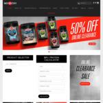 Musashi 40% off Online Storewide