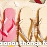 Havaianas Thongs $10 @ Woolworths