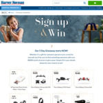Win 1 of 19 Prizes Worth Up to $999 from Harvey Norman's Christmas Giveaway