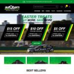 Autobarn Craig Lowndes Racing Easter Sale: Spend $100 Get $15 off, Spend $80 Get $10 off, Spend $50 Get $5 @ Autobarn