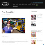 [VIC] Free Donut Day The 1st of June 2018 @ Dandee Donuts (Dandenong Market)
