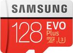 Samsung EVO Plus 128GB MicroSD - US $31.99 (~AU $42.23) @ Joybuy