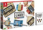 Nintendo Labo Variety Kit $73.99 Free Delivery (RRP $99) @ Amazon AU (New Users)