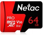 Netac 64GB Pro Micro SDXC TF Memory Card US $15.99 (~AU $21) + Free Shipping @ Zapals