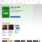 1 Month: Xbox Live Gold & Xbox Game Pass $1 Each (Was $10.95) @ Microsoft (New Subscribers)