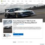 Forza Motorsport 7 Free Car Packs - XB1 & PC: 1982 Ford #6 Zakspeed Roush Mustang IMSA GT, PC: Porsche 911 GT2 RS Wallpaper