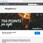 750 Points Per Night Starting from Third Night @ Marriott