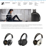Refurbished Stock Sale, Inc. Sennheiser MX 375 $10, HD 4.40 BT $79.95 (Out of Stock), Free Shipping > $50 @ Sennheiser