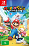 Mario + Rabbids Kingdom Battle for Nintendo Switch $35.98 (Was $89.95) C&C (Or + Delivery, Free with eBay Plus) @ EB Games eBay