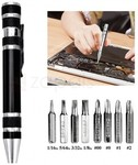 8 in 1 Magnetic Screwdriver US $0.99 (AU $1.34) @ Zapals