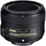 Nikon AF-S Nikkor 50mm F/1.8g Camera Lens $194 + Free Click&Collect @ Harvey Norman (Was $348)