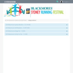 [NSW] 10% off 2018 Sydney Running Festival Registration ($126 for Full Marathon, $94.5 for Half Marathon)