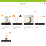 Xiaomi Yeelight Lighting Products Promotion - $10 off Each of Four Products @ Latestliving