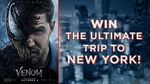 Win a Trip to New York for 2 Worth $12,390 from Network Ten