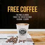 [QLD] Free Coffee until 12PM @ Sandwich Chefs (The Pines, Elanora)