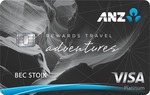 Point Hacks Exclusive Deal - 80,000 Bonus Velocity Points with the ANZ Rewards Travel Adventures Card ($225 Annual Fee)