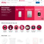 10% off Sitewide (No Minimum Spend, US $100 Max Discount) @ eBay US