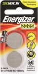 Energizer CR2032 Lithium Battery - 2 Pack, Energizer CR2025 Lithium Battery - 2 Pack  $2.94 @ Bunnings