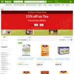 15% off on Tea @ iHerb