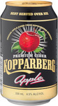Kopparberg Apple Cider and Pear Cider $28/$30 for Case of 20 Cans @ Dan Murphy's (Click and Collect)