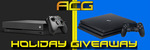 Win an Xbox One X/PS4 Pro/Nintendo Switch or HyperX Peripherals/Games from ACG
