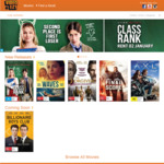 2 Free Rentals (Rent 1 Get 1 Free Coupon $5 Credit) @ Video Ezy Kiosk
