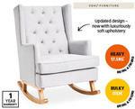 Convertible Rocking Chair $199 (16/1), Night Light/Torch $12.99 (19/1) @ ALDI