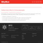 Avalon AirAsia Skybus Express Tickets $19.50 One Way