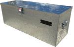 Rhino 1050x 365x 390mm Galvanised Toolbox $59 @ Bunnings