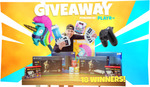 Win 1 of 8 Consoles or 1 of 10 $50 GameStop Gift Cards from Playr.gg/Gfuel/RomanAtwood