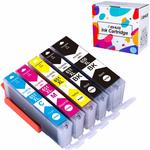 20% off Compatible Canon PGI-650XL CLI-651XL Ink Cartridge $7.88 + Delivery (Free with Prime/ $49 Spend) @ Hehua-AU Amazon